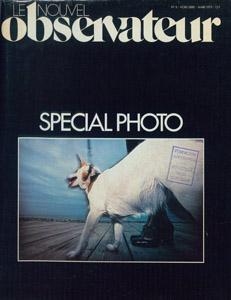 Front Cover : Le Nouvel Observateur