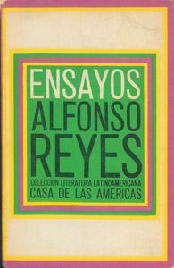 Front Cover : Ensayos