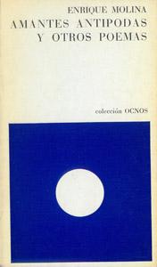 Front Cover : Amantes antípodas y otros poemas