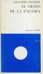 Front Cover : El deseo de la palabra