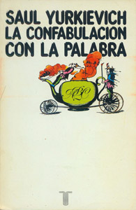 Front Cover : La confabulación con la palabra