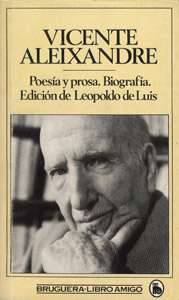 Front Cover : Poesía y prosa