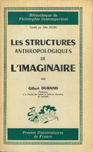 Front Cover : Les structures anthropologiques de l'imaginaire