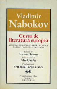 Front Cover : Curso de literatura europea