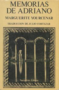 Front Cover : Memorias de Adriano