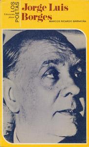 Cubierta de la obra : Jorge Luis Borges