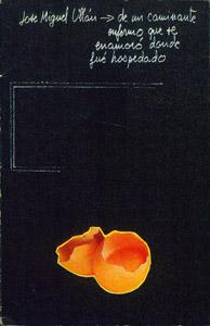 Front Cover : De un caminante enfermo que se enamoró donde fue hospedado