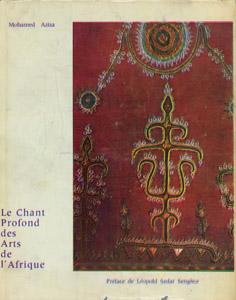 Front Cover : Le chant profond des arts de l'Afrique