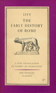 Front Cover : The early history of Rome