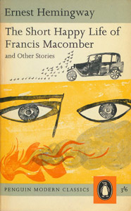 Front Cover : The short happy life of Francis Macomber and other stories