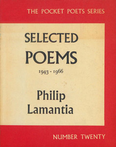 Front Cover : Selected poems