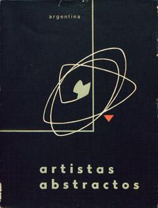 Front Cover : Artistas abstractos de la Argentina