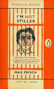 Front Cover : I'm not stiller