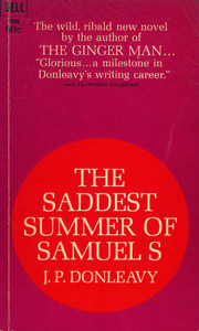 Front Cover : The saddest summer of Samuel S
