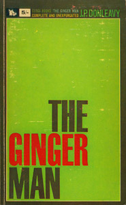 Front Cover : The ginger man