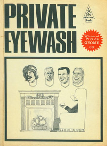 Front Cover : Private eyewash