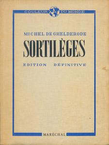 Front Cover : Sortilèges
