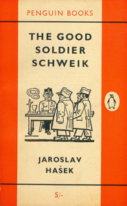 Front Cover : The good soldier Schweik