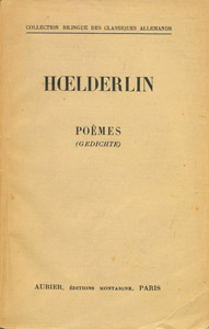 Front Cover : Hoelderlin