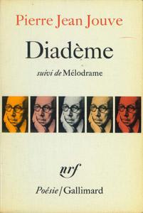 Front Cover : Diadème ; suivi de Mélodrame