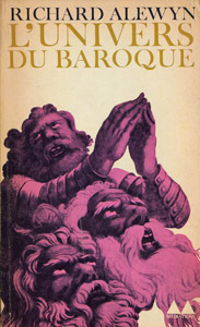 Cubierta de la obra : L' Univers du Baroque