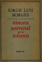 Historia universal de la infamia [1954]. Biblioteca