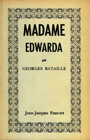 Madame Edwarda [1966]. Biblioteca