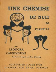 Front Cover : Une chemise de nuit de flanelle