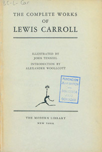Front Cover : The complete works of Lewis Carroll