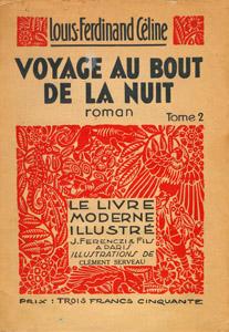 Front Cover : Voyage au bout de la nuit