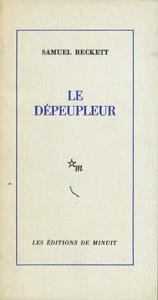Front Cover : Le dépeupleur