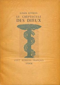 Front Cover : Le crepuscule des dieux
