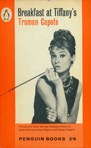 Front Cover : Breakfast at Tiffany's
