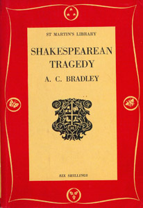 Front Cover : Shakespearean tragedy