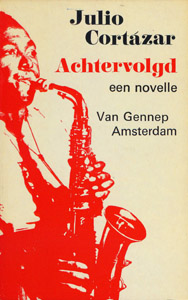 Front Cover : Achtervolgd