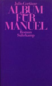 Cubierta de la obra : Album für Manuel