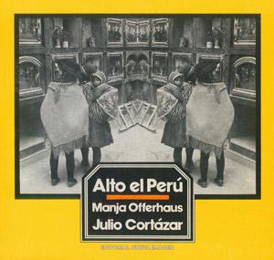 Front Cover : Alto el Perú