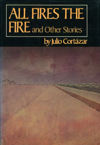 Front Cover : All fires the fire and other stories
