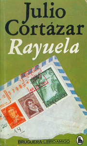 Front Cover : Rayuela