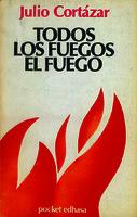 Todos los fuegos el fuego [1977]. Biblioteca