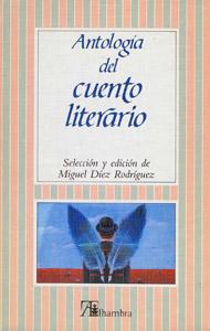 Front Cover : Antología del cuento literario