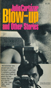 Front Cover : Blow-up and other stories