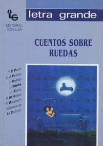 Front Cover : Cuentos sobre ruedas