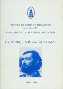 Front Cover : Homenaje a Julio Cortázar