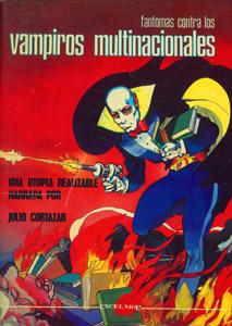 Front Cover : Vampiros multinacionales