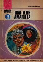 Una flor amarilla []. Biblioteca