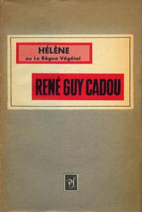 Front Cover : Hélène ou Le règne végétal