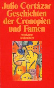 Front Cover : Geschichten der Cronopien und Famen