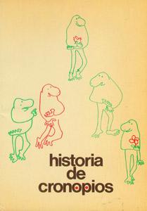 Front Cover : Historia de cronopios