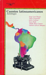 Front Cover : Cuentos latinoamericanos